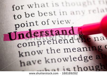 英語の理解する