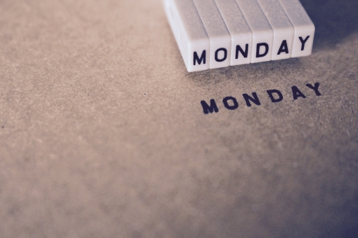 「月曜日」は英語でMonday!基本表現だからこそ徹底マスター!