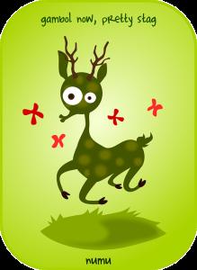 鹿を使った8つの英語表現